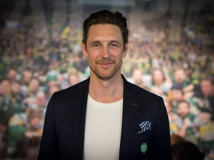 Anders Blomberg VD Björklöven AB